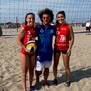 Paparella-Barasciutti al Master InSand Cup Under 19 Femminile 2018 - Prime classificate