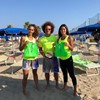 Campionato Italiano Beachvolley Under 19 F a Cervia (RA) del 16-17/07/2018